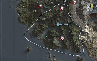 Îles Seal