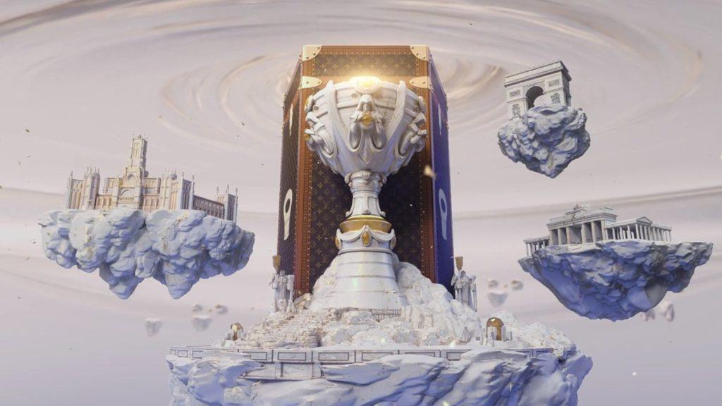 Louis Vuitton annonce une collaboration avec League of Legends