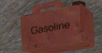 Bidon d'essence