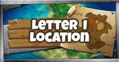 I lettre