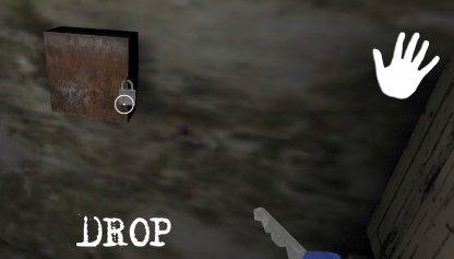 clé à cadenas au sous-sol