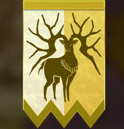 Cerf d'or