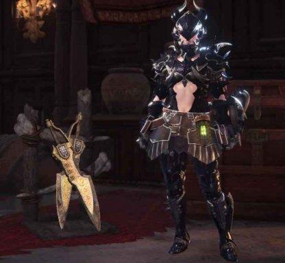 Kjarr Daggers Dragon Attack Build