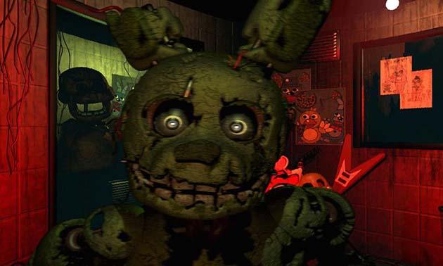 Cinq nuits à la capture d'écran 3 de Freddy 1