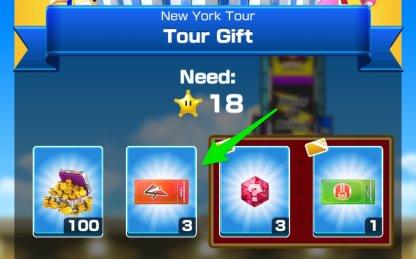Cadeaux Tour