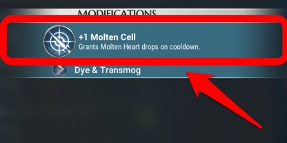 Équiper les cellules fondues et ignifugées