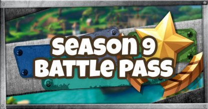 Battle Pass Guide Saison 9 - Défis, récompenses, skins