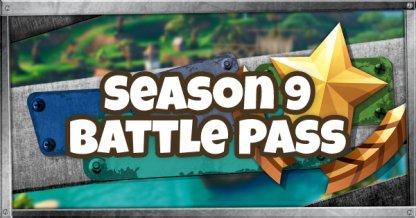 Guide du Battle Pass de la saison 9 - Défis, récompenses, skins