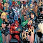 DC Comics montre sa nouvelle chronologie officielle