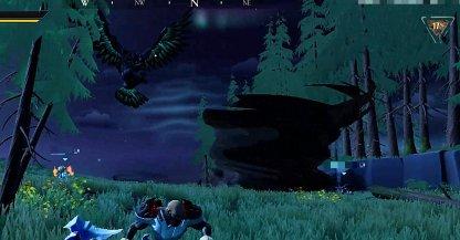 Moonreaver envoie des tornades après un vol à voile