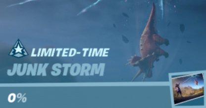 Mission Junk Storm