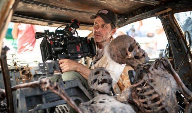 Armée des morts: Zack Snyder révèle la date de sortie en 2020 pour Netflix