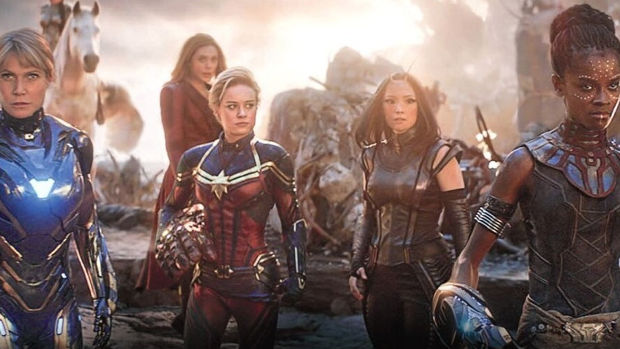 Avengers: Endgame présente sa nomination aux Oscars avec ces affiches