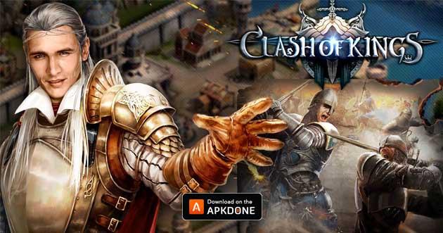 Clash of Kings MOD APK 5.07.0 (Argent illimité) Télécharger pour Android
