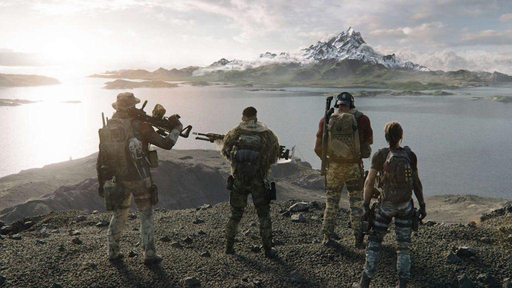 Dernières impressions du point d'arrêt Ghost Recon – 6 heures, 4 soldats et des milliers de balles