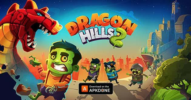 Dragon Hills 2 MOD APK 1.1.4 (Unlimited Money) pour Android – Télécharger
