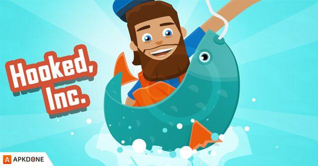 Hooked Inc Fisher Tycoon APK pour Android – Télécharger la dernière version