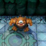 Impressions de La légende de Zelda: L'éveil de Link - Mode création d'un donjon
