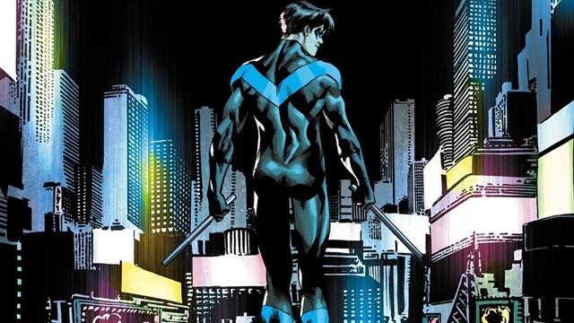 Nightwing-comic