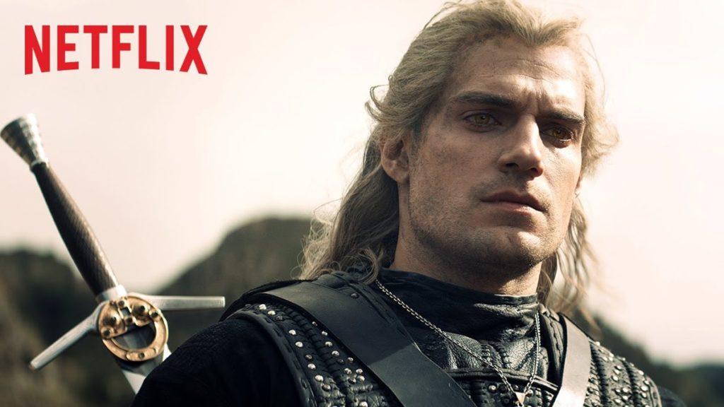 Witcher Netflix Series a 7 saisons prévues