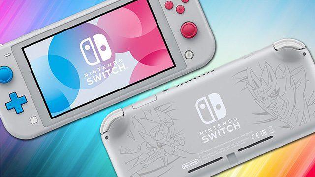 Les sticks Nintendo Switch Lite commencent également à échouer