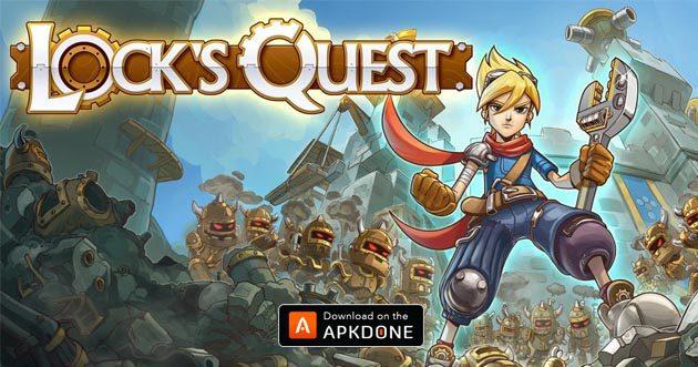 Lock's Quest APK + MOD v1.0.384 (Débloqué) Téléchargement gratuit pour Android