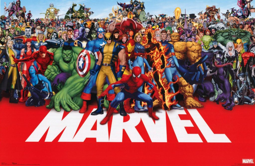 Marvel présente la nouvelle apparence de ses héros