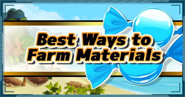 Masters Pokémon   Meilleures façons de cultiver les matériaux de mise à niveau