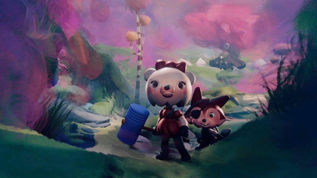 Media Molecule souhaite que les jeux créés avec Dreams soient publiés sur d'autres plateformes que la PS4