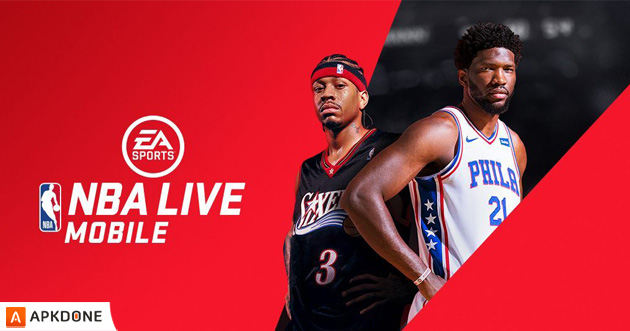 NBA NOW Mobile Basketball Game APK + OBB Fichier de données v1.5.2 Télécharger
