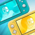 Nintendo Switch Lite vendu tôt aux États-Unis