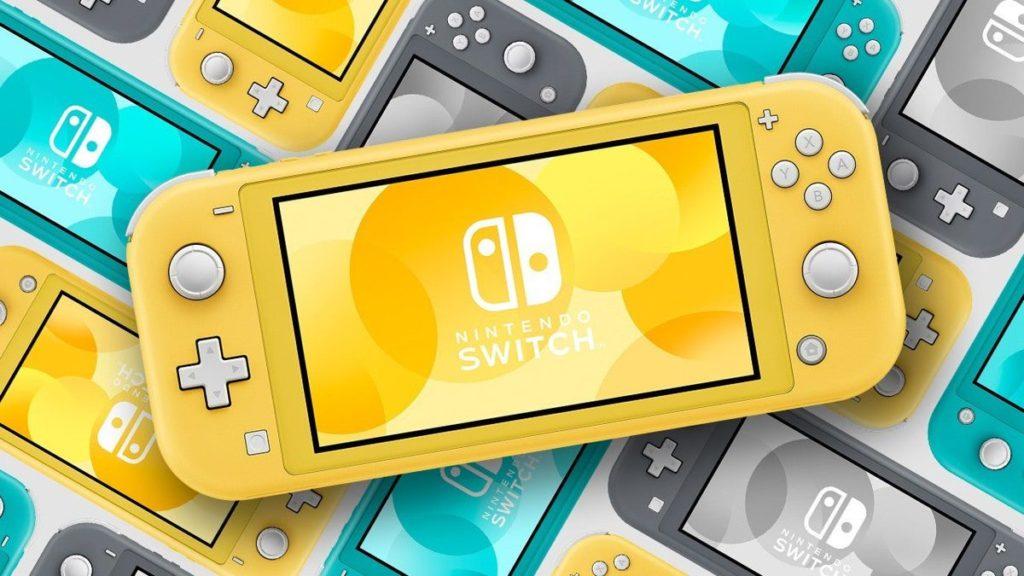 Nintendo a dépassé les bénéfices escomptés grâce à Switch Lite