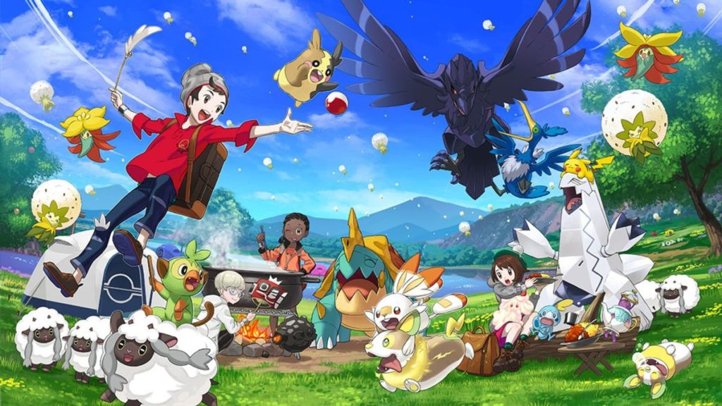 Pokémon Sword and Shield aura plus de postgame qu'il n'y paraît