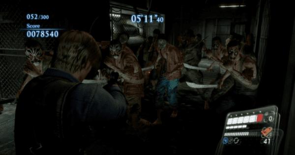 Resident Evil 6 | Mercenaries – Fonctionnalités du mode de jeu | RE6