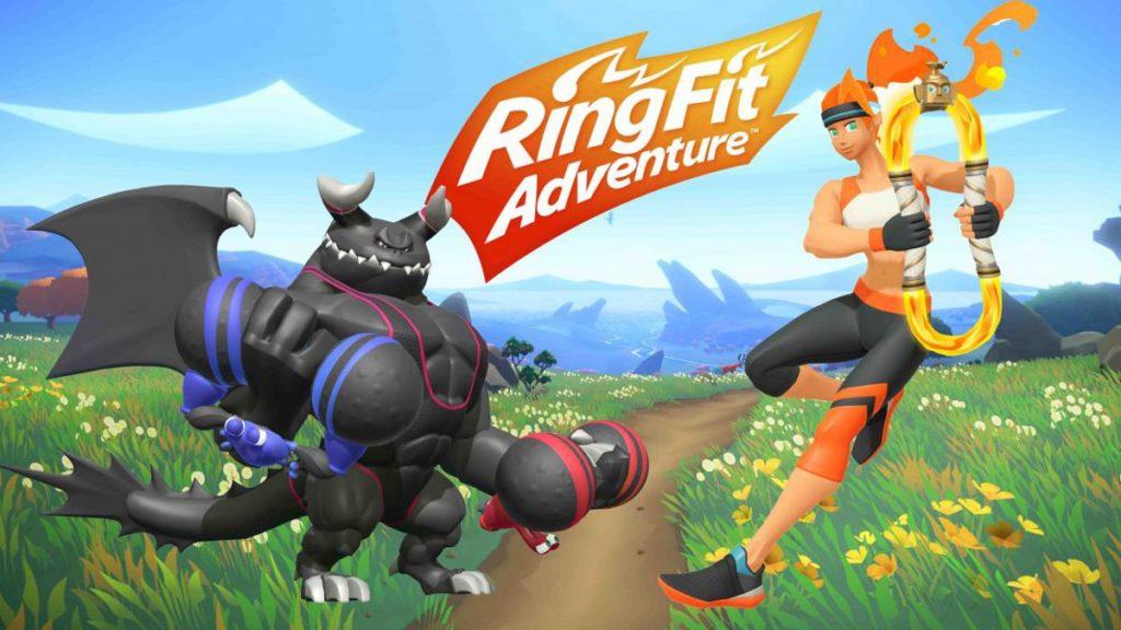 Ring Fit Adventure, la nouvelle révolution de Wii Fit?