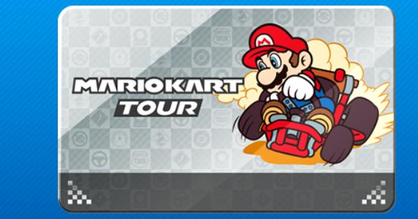 Tour de Mario Kart | Comment créer un compte Nintendo (carte d'enregistrement)