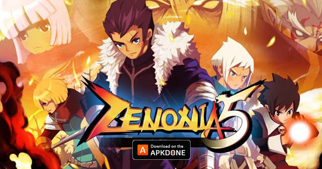 ZENONIA 5 MOD APK v1.2.8 (Free Shopping) pour Android – Télécharger
