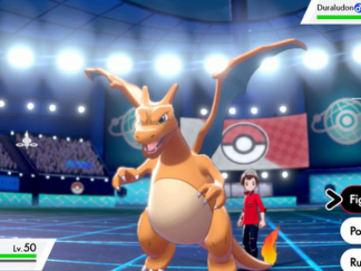 Image Pokemon Dracaufeu
