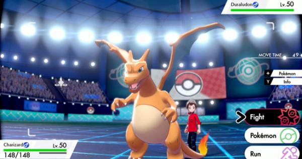 épée Et Bouclier Pokemon Dracaufeu Gigantamax Comment