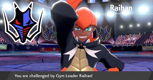 Épée et bouclier Pokemon | Raihan – Comment battre | Pokemon SWSH
