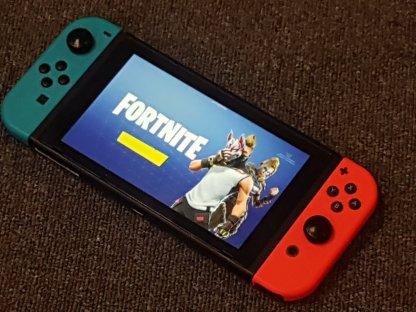 Fonctionnalité sur Nintendo Switch