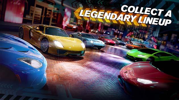 Forza Street capture d'écran 2