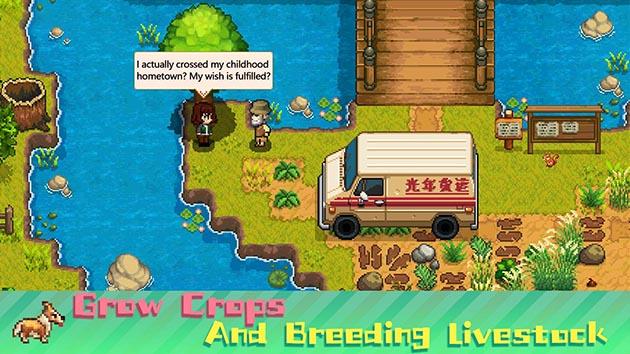 Harvest Town capture d'écran 2