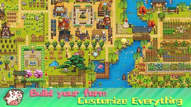Harvest Town capture d'écran 1