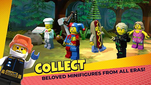 LEGO Legacy: Heroes Unboxed capture d'écran 2