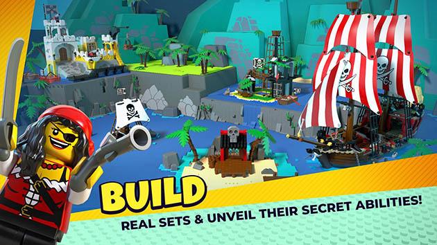 LEGO Legacy: Heroes Unboxed capture d'écran 3