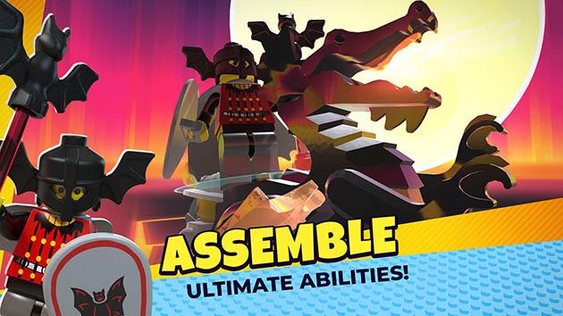 LEGO Legacy: Heroes Unboxed capture d'écran 4