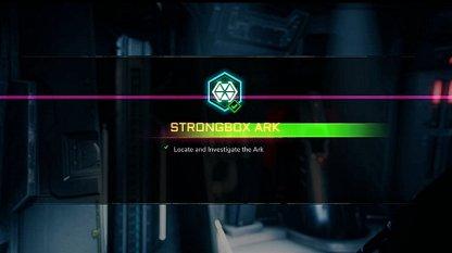 Complète également l'activité de l'arche Strongbox