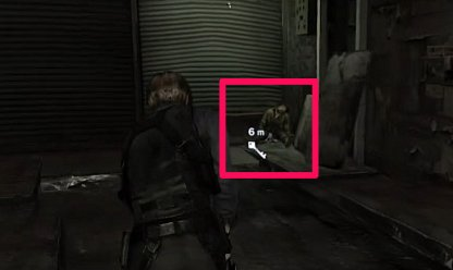 La première clé est près du cadavre