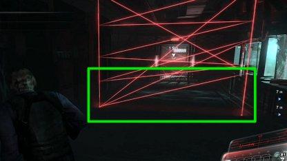 Dash & Slide Pour éviter les lasers